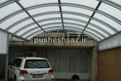 نورگیر سقفی-سقف پارکینگ