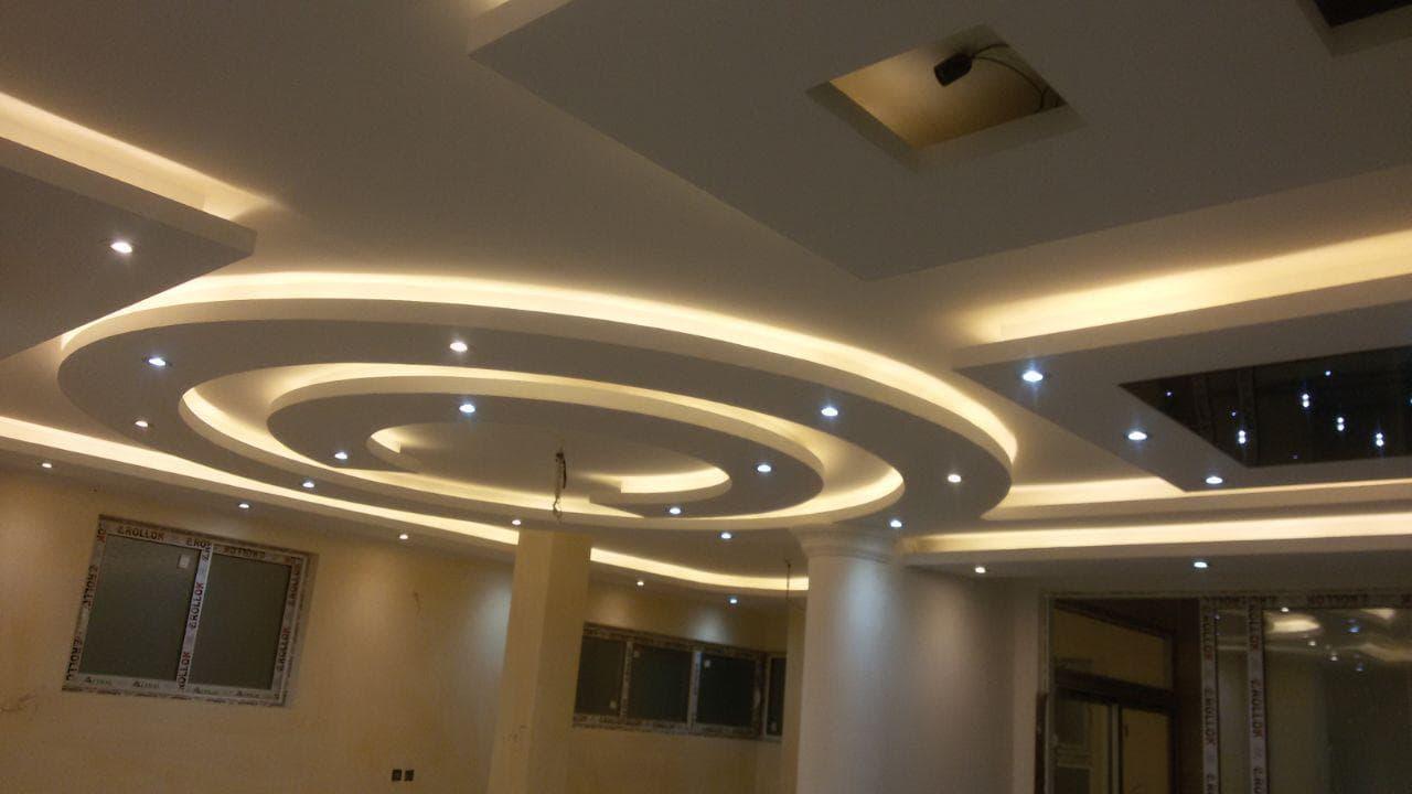 نورگیر سقفی-آشنایی با انواع پوشش سقف داخلی