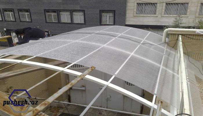 سقف کاذب حیاط 1