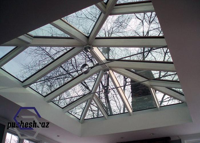 نورگیر سقفی مناسب آتریوم و مزایای آن
